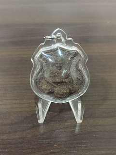 魔魔小舖 泰國佛牌:龍波恩 佛曆2552年 104歲壽辰紀念自身法相盾形牌