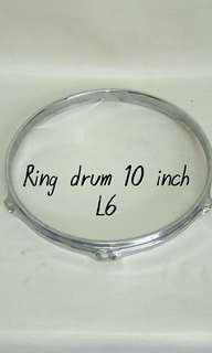 Rimg drum 10 inch 6hold