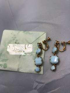 🚚 Les Nereides 夾式耳環