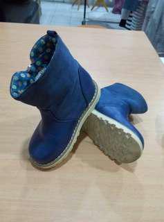 sapatu boot kulit balita, NEXT size 7