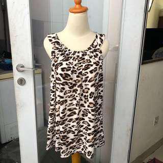 Tanktop leopard
