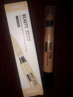 MINISO beauty stick concealing