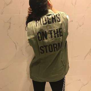 Riders On The Storm Vest