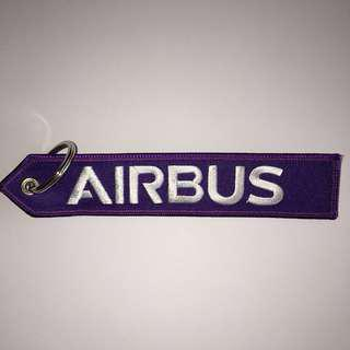 Airbus Remove before Launch key ring 波音鑰匙扣/行李扣