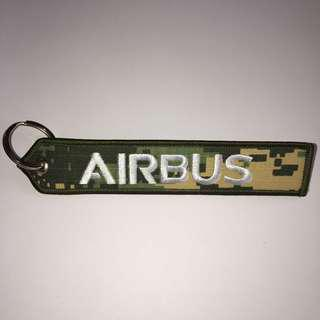 Military Airbus RBF We Make It Fly Key Ring 空中巴士鑰匙扣/行李扣
