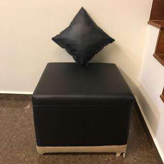 Square PVC Chair