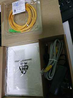 Huawei ont echolife hg8240h used in m1