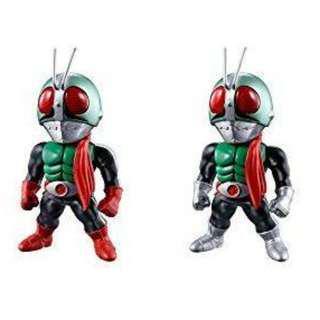 幪面超人 拉打 食玩 盒蛋 Converge Kamen Rider 11 63 新 1 號 64 新 2 號