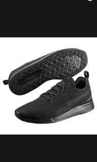 🚚 Puma ST Trainer Evo v2 White Black Shoes Men