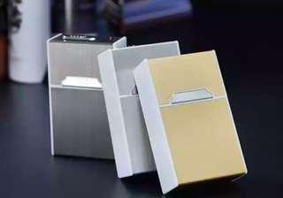 USB LIGHTER HARD CIGI BOX