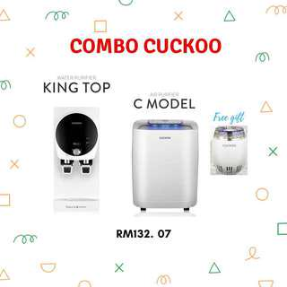 Cuckoo RM132 ONLY