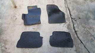 Mazda 3 matting