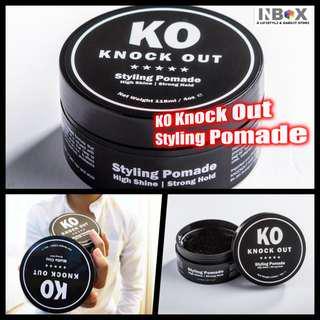 🚚 KO knock out Styling Pomade
