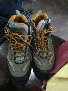Hi tec hiking shoe