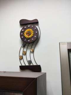 木吊鐘 時鐘