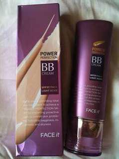 Power perfection bb cream face