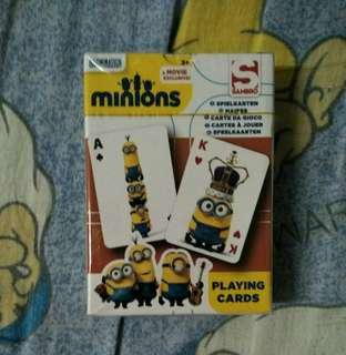 清貨New Minions Playing Cards $5