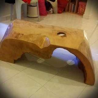 Tea Table Comes with 4 Seats