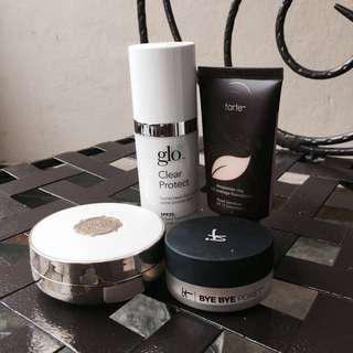 tarte, it cosmetics, glo & TFS #FreePostage