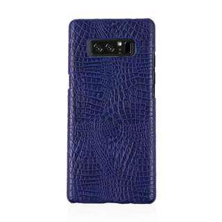 Samsung NOTE8 Back Cover Phone Vintage Business Flip Case