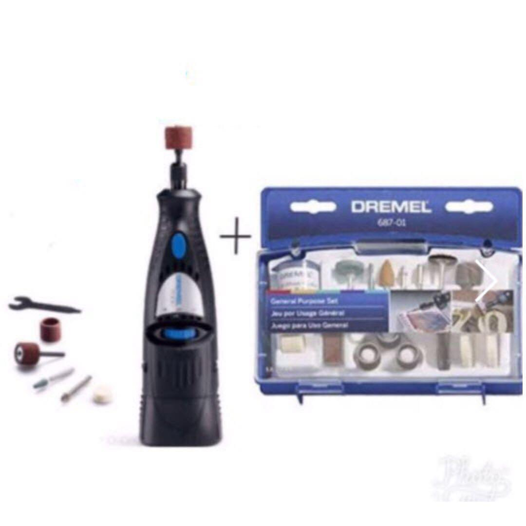 Dremel 7000-N//5 6-Volt Cordless Two-Speed Rotary Tool
