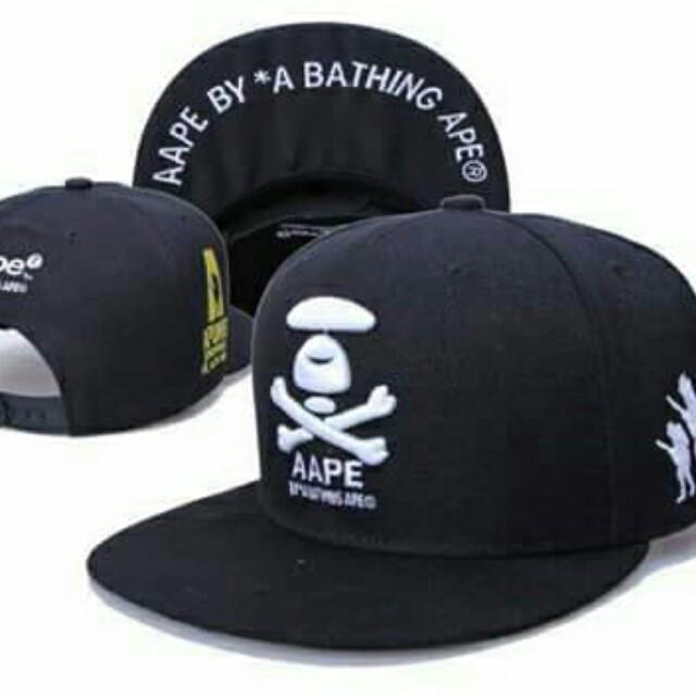 Aape Snapback Cap 7f5d78f02a6