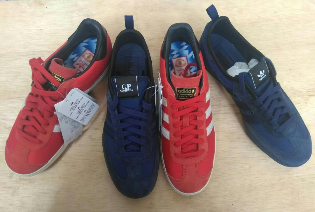 new style 4efdf 0e466 Adidas ninety two dan adidas samba x cp company, Men's ...
