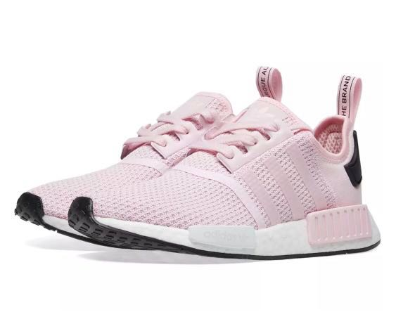 815563330 Adidas NMD R1 - Clear Pink