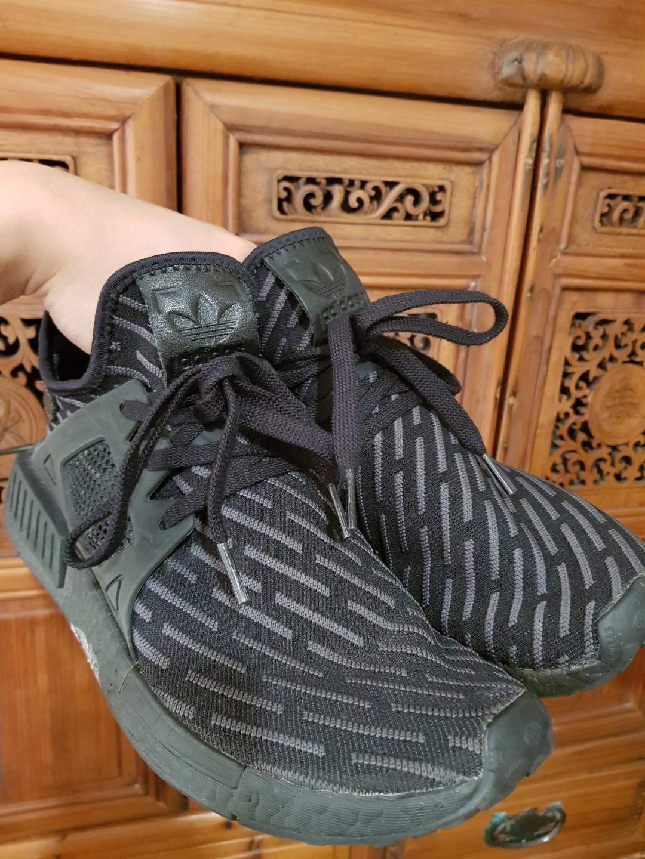 d207d0a84a543 Adidas NMD XR1 Triple Black - Size US 9