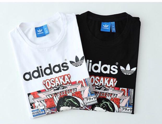 Deducir torre Manhattan  Adidas Osaka t shirt, Women's Fashion, Clothes, Tops on Carousell