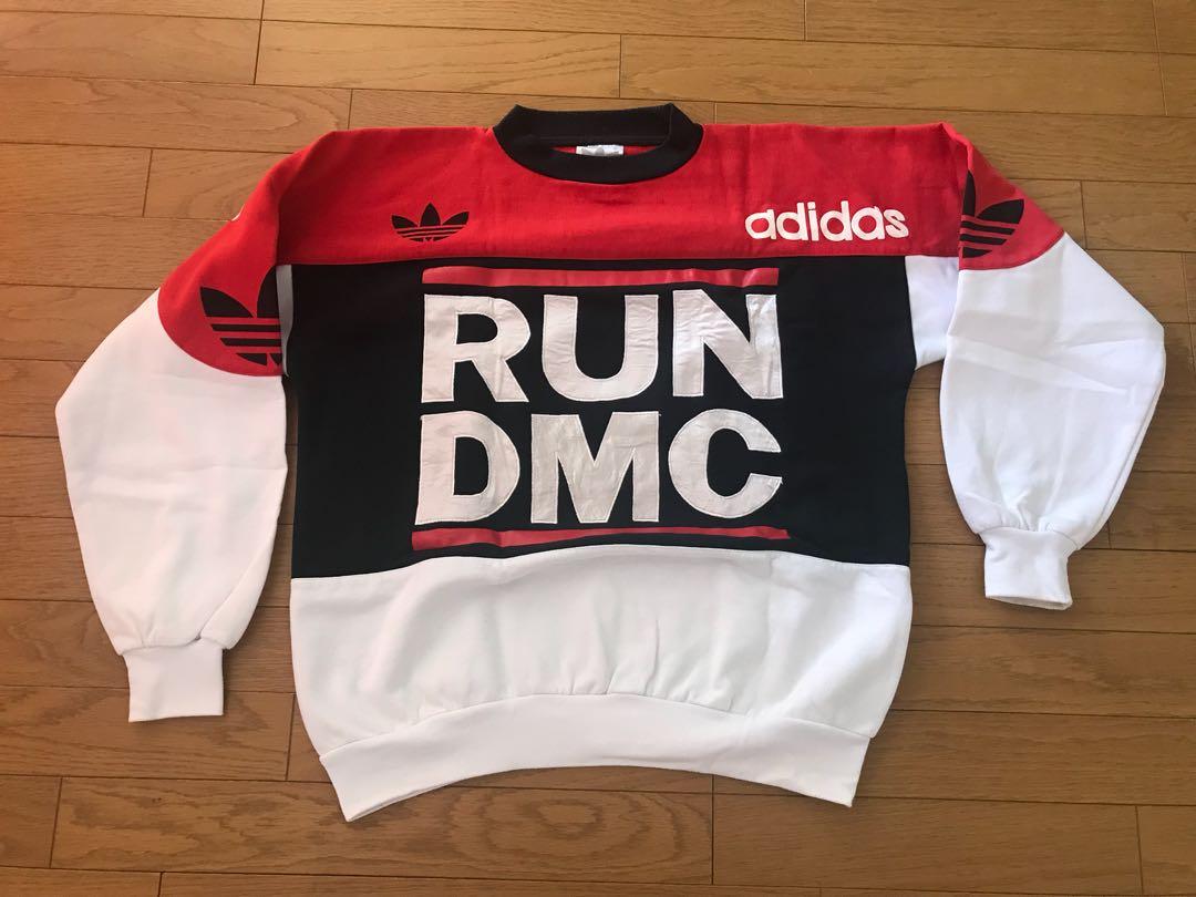 run dmc adidas shirt