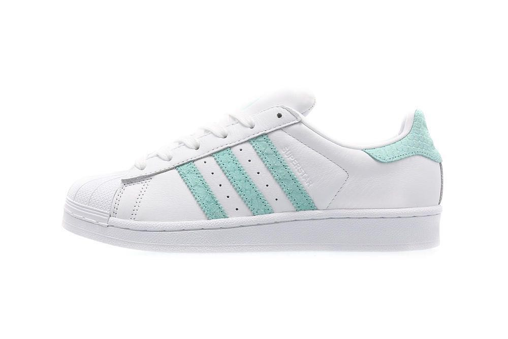 info for a71d4 decff Adidas Superstar 80s Mint, Women's Fashion, Shoes, Sneakers ...