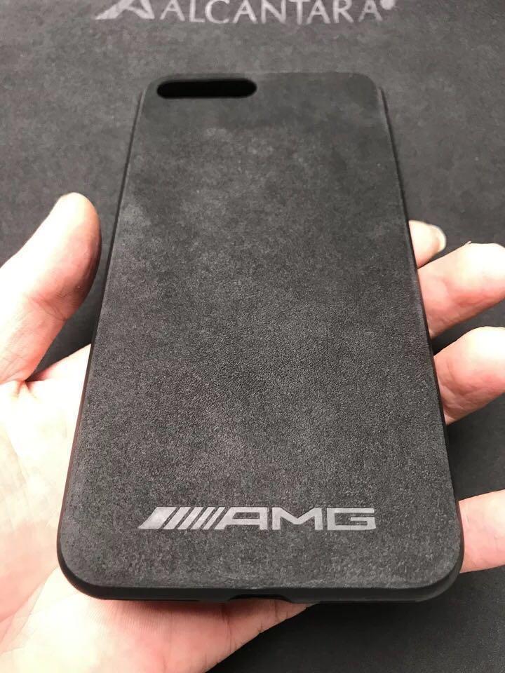new arrival 55d82 24605 Alcantara iPhone Case