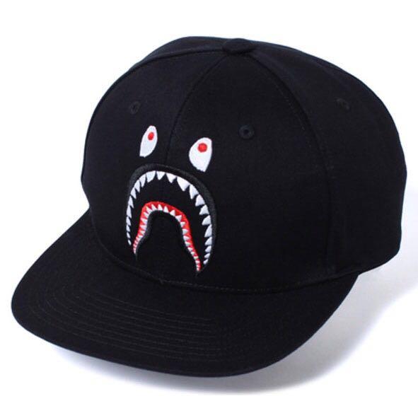 Bape Shark SnapBack Cap afc01d6d425c
