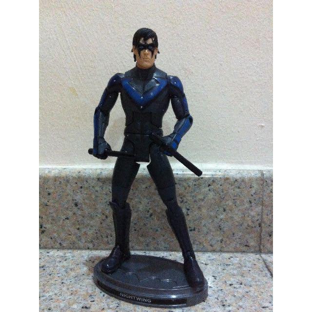 DC Universe Classics Batman Legacy Arkham City Nightwing Loose Action Figure