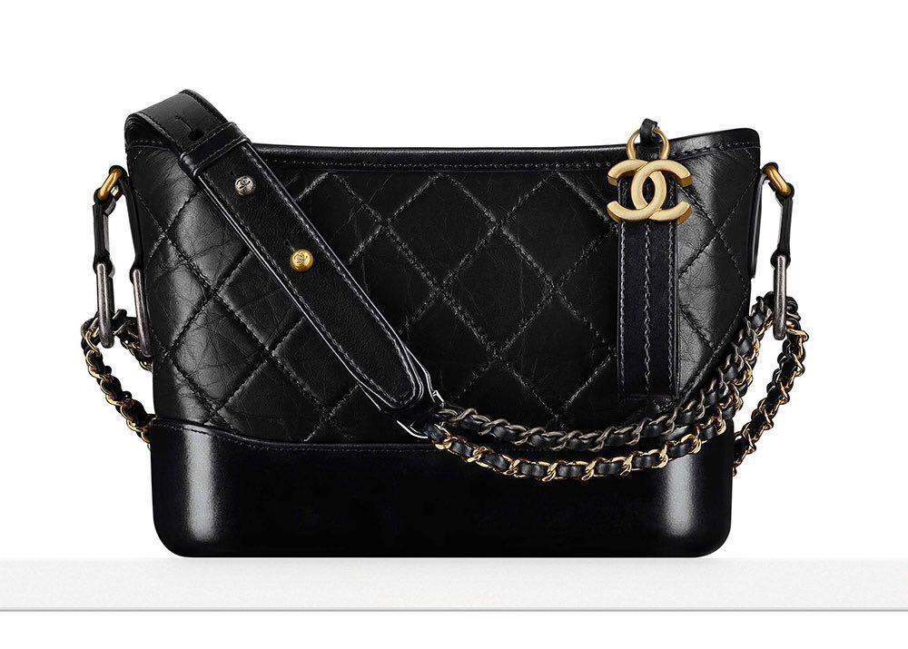 c7184d2d7654 BN Chanel Gabrielle (small), Luxury, Bags & Wallets, Handbags on ...
