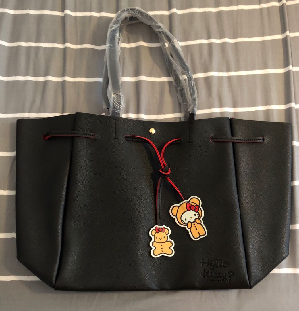 391ee2d33 Brand New Sanrio Hello Kitty Bag, Women's Fashion, Bags & Wallets ...