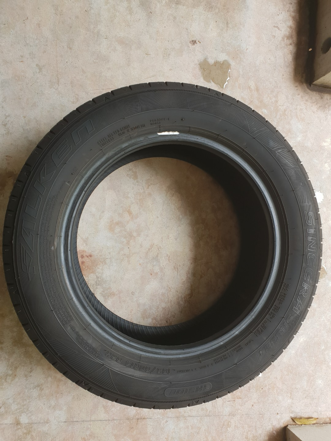 Car Tyre Honda Fit Front Car Accessories Tyres Rims On Carousell