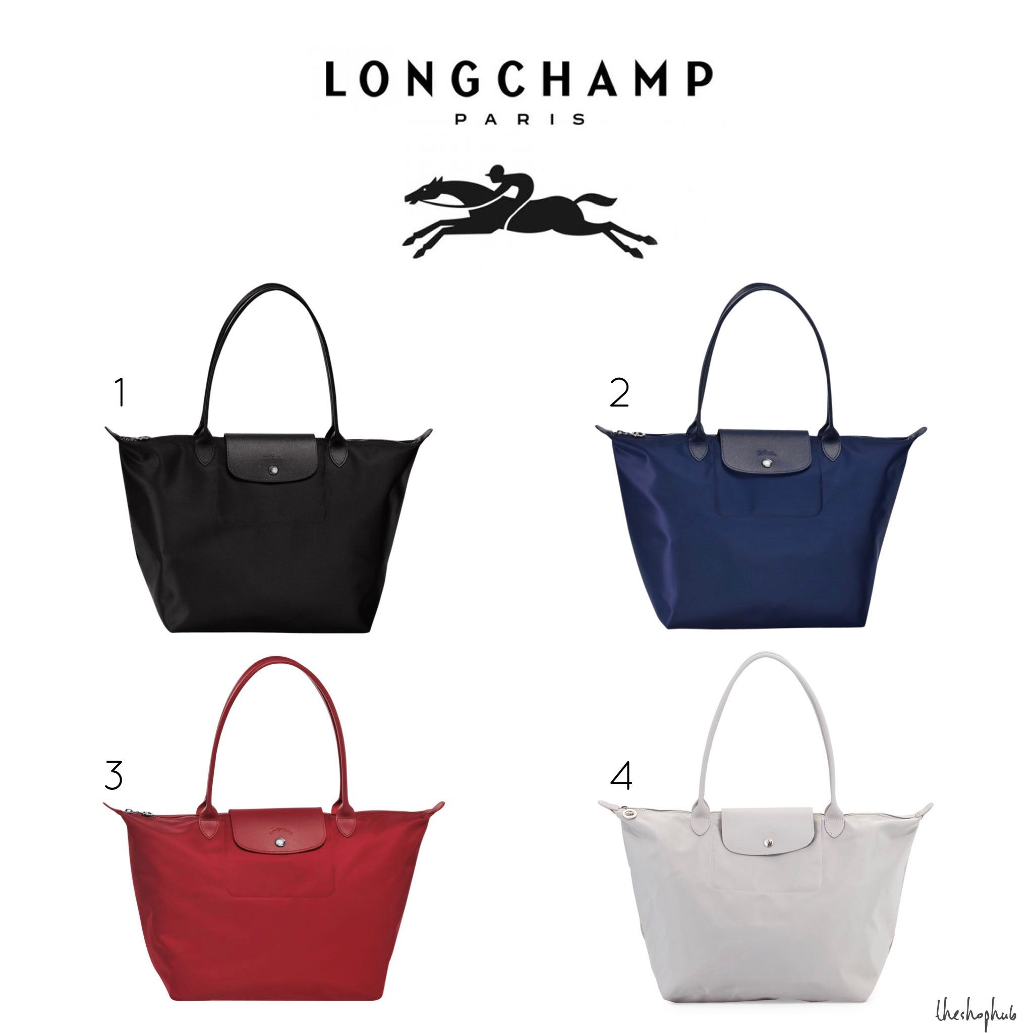 6369a6667f CHEAPEST* Authentic + New Longchamp Le Pliage Neo (LARGE), Women's ...