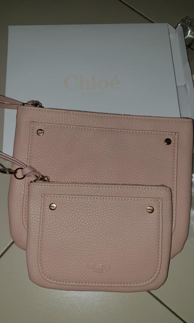 Chloe Perfume clutch  pouch c190536228f18