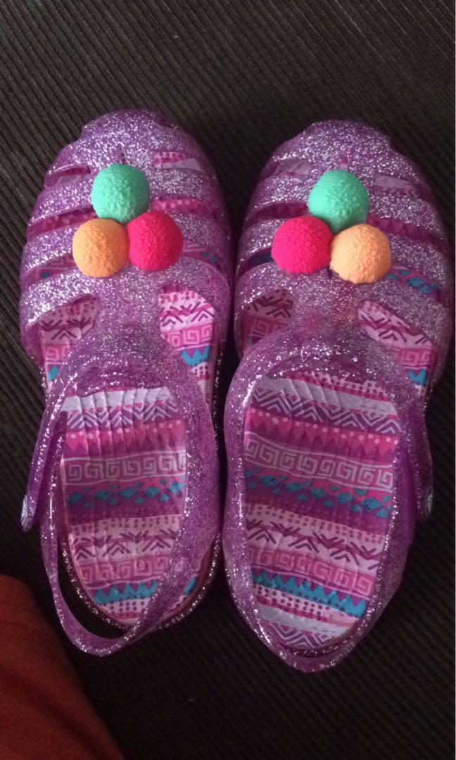 3bd94ccb006 Crocs Kids Isabella Novelty Sandal