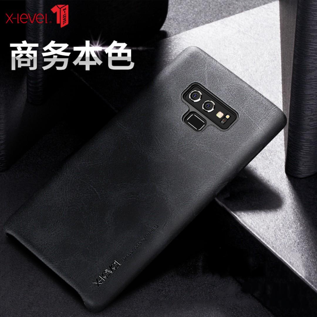 Galaxy Note9 Note 9 X-Level 復古 保護殼 手機後背硬殼Case Shell 1247A