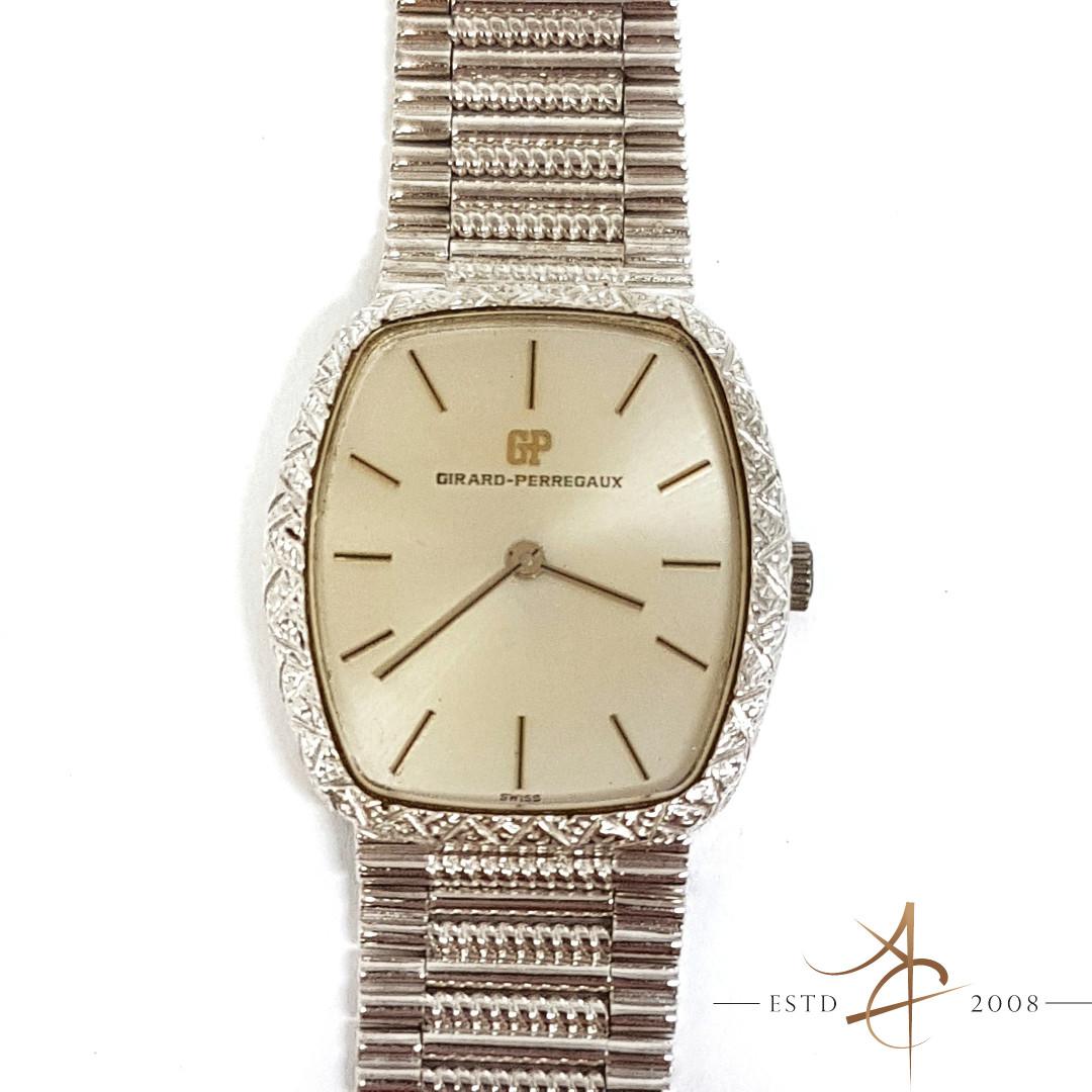 girard perregaux watch vintage