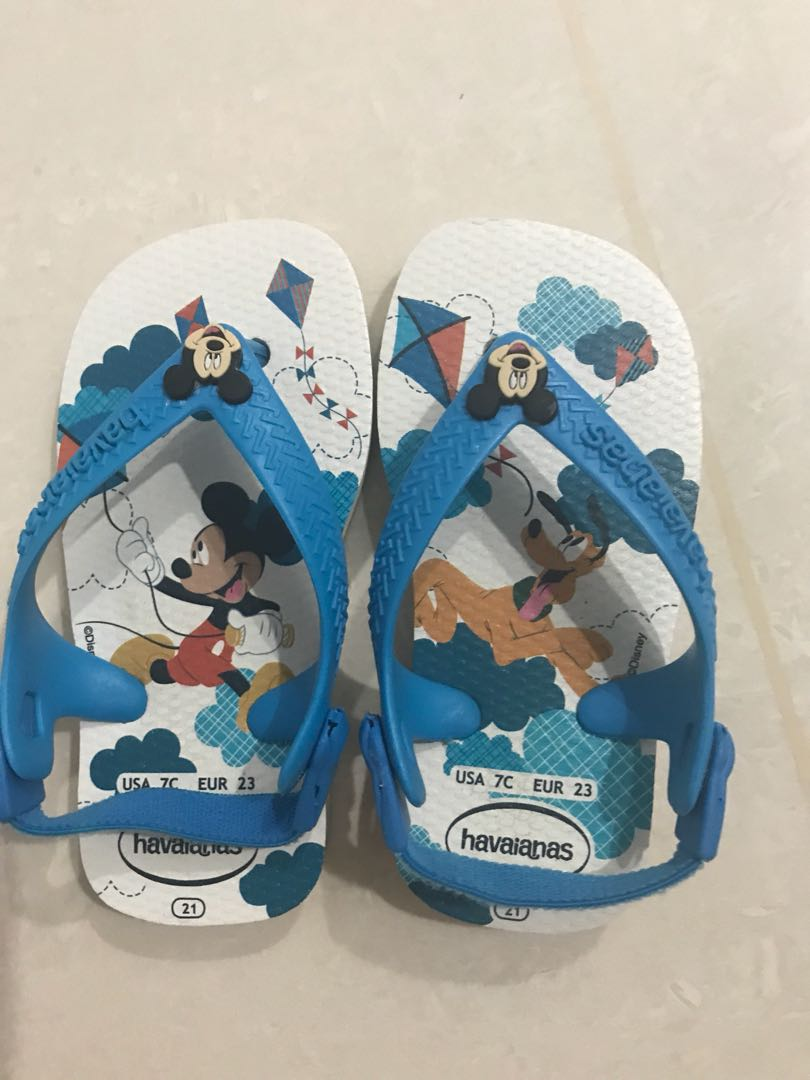 Havaianas Baby Sandals Mickey Mouse