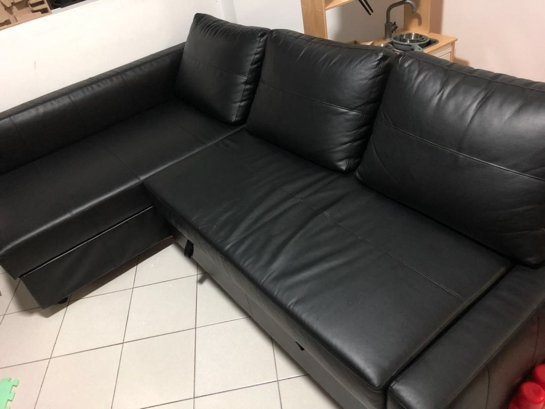 Take a Look at These Beautiful Leather L Shaped Sofa Bed ...