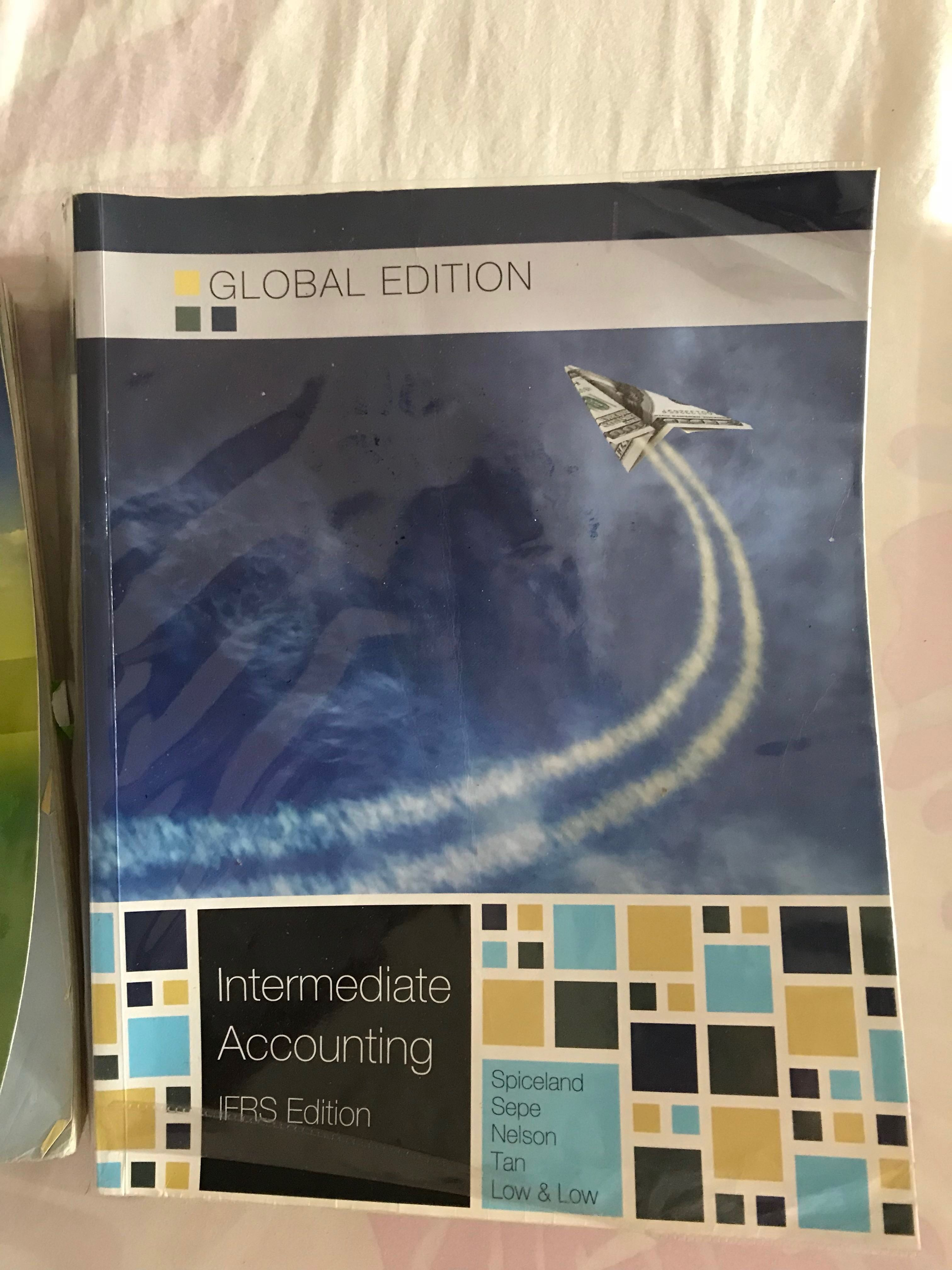 intermediate accounting ifrs