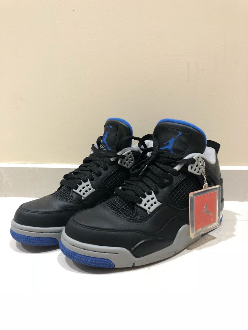 e30cc063c687 Jordan 4 Motorsport Alternate