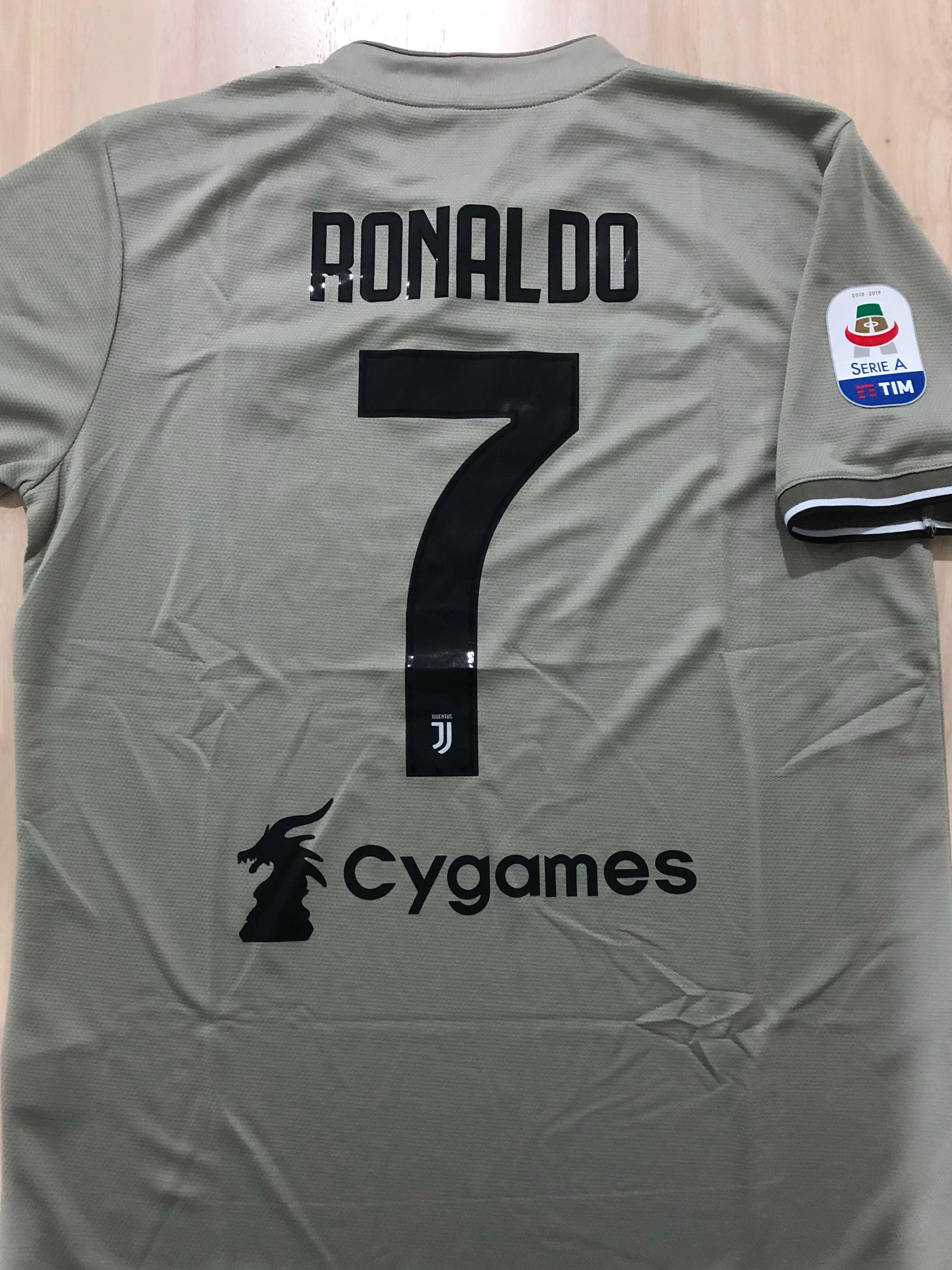 d7fa1ba99 Juventus Away Jersey 18 19