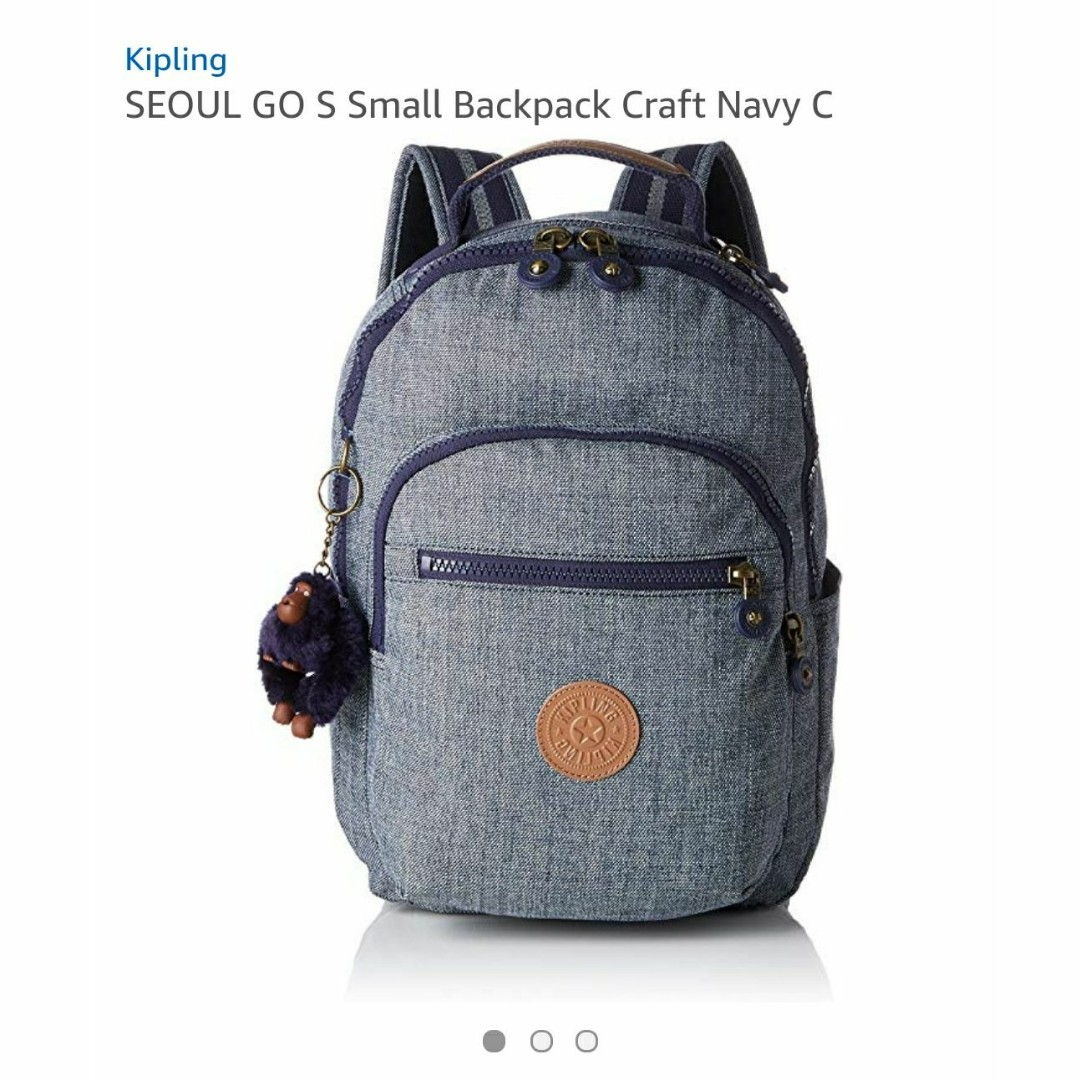 CNY SALE! Kipling SEOUL GO S Backpack 91992ae7e03c9