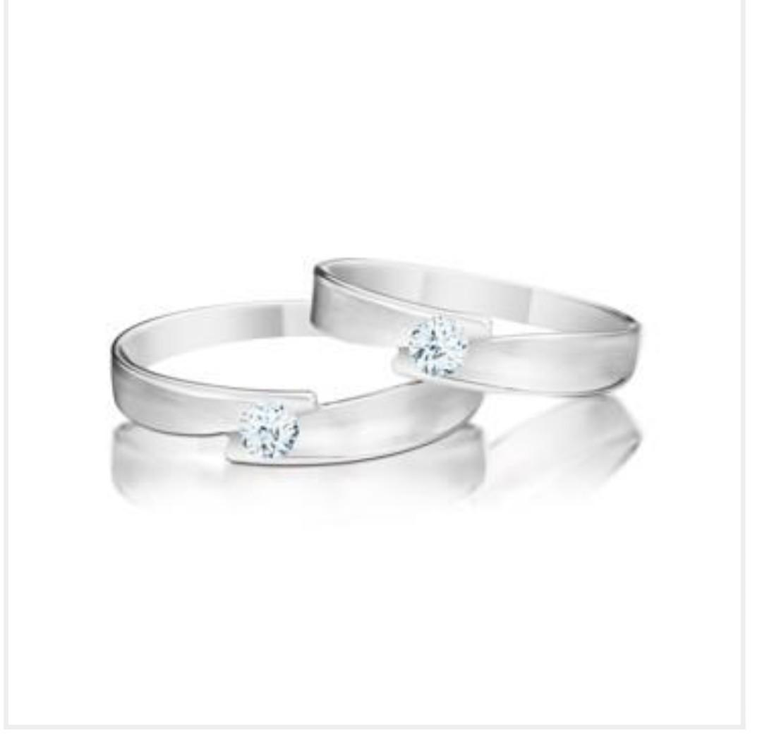 87ce9fc13e25c Lee Hwa Jewellery(Forevermark), Women's Fashion, Jewellery, Rings on ...
